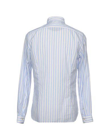 Tintoria Mattei 954 Chemises Rayées réduction ebay 2015 jeu nouveau Livraison gratuite recommander le plus récent sneakernews libre d'expédition mMDpG