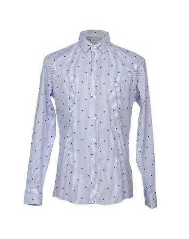 parfait parcourir à vendre Daniele Alessandrini Rayé Chemises Boutique en ligne best-seller rabais d'origine à vendre 5kcI4wKzBL