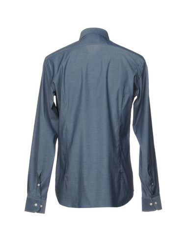 Argento® Camisa Lisa sortie 100% original td1uGry