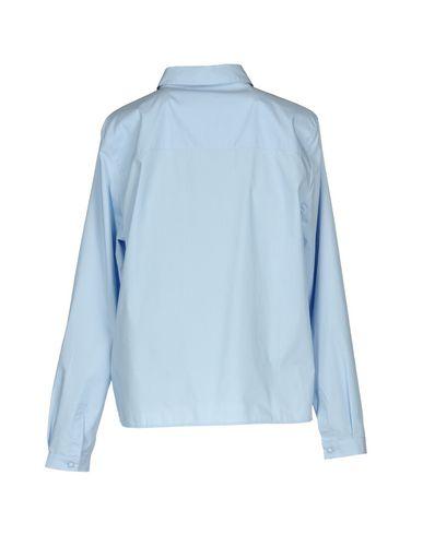 I Chemises Bleus Et Blouses Lisses Livraison gratuite populaires YvBn9lEiG3