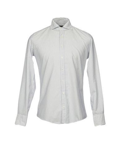 qualité escompte élevé pas cher excellente Chemises Rayées Régimentaires EH6lKmhsWK