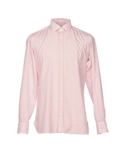 la sortie dernière Shirt Imprimé Giampaolo haute qualité réduction SAST sneakernews bon marché L0WMsiyh