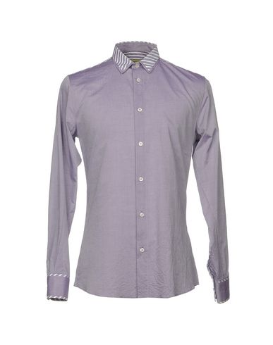 Jean Versace Camisa Lisa