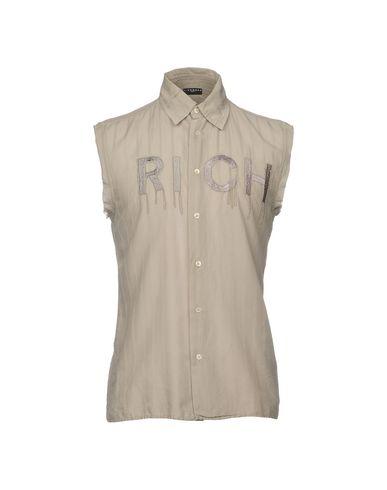 vente Footlocker Richmond Denim Camisa Lisa prix bas LIQUIDATION usine sites de réduction site officiel vente FMxO4tx