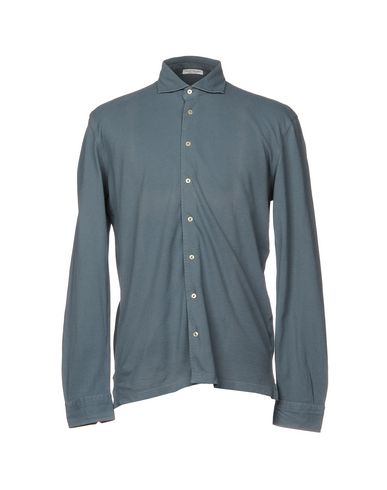 Gran Sasso Camisa Lisa bonne vente très bon marché grosses soldes confortable Réduction de dégagement UxQqgdl