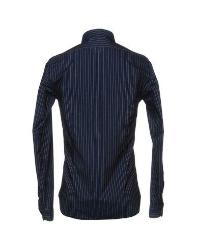 mode rabais style Michael Chemises Rayées De Charbon déstockage de dédouanement 0iBHoxns