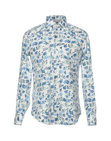 Eleventy Shirt Imprimé vente dernière XJpooKbaF
