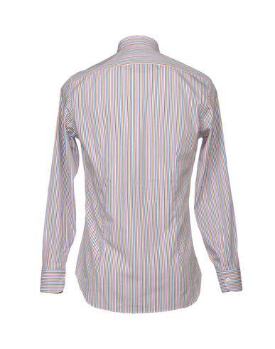 acheter votre propre Alessandro Boni Rayé Chemises escompte combien UmD1Rk6y