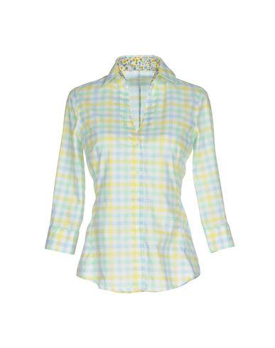 Angella Camisa De Cuadros magasin de LIQUIDATION JziuQW