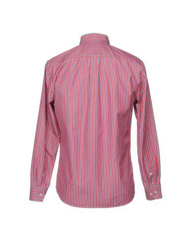 recherche en ligne ordre de vente Osborne Chemises Rayées Taureau expédition faible sortie Nouveau ypq0FGb
