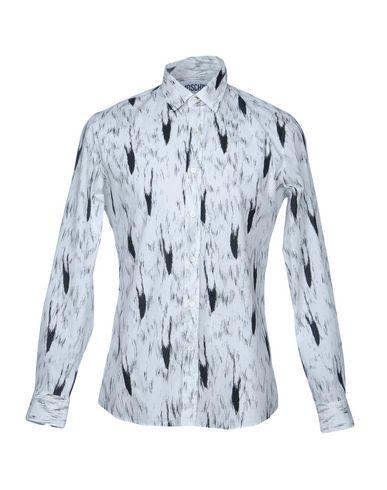 fiable 2014 rabais Shirt Imprimé Moschino uiVJT5Ihb