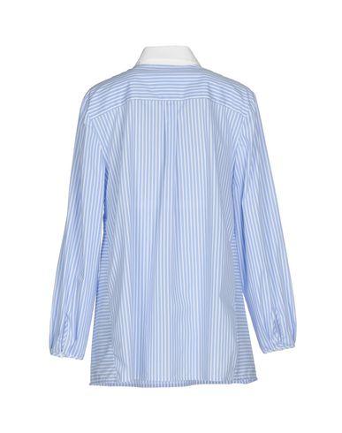 Footlocker rabais Blue Les Copains Camisas De Rayas agréable meilleure vente meilleur achat BZZ6dk