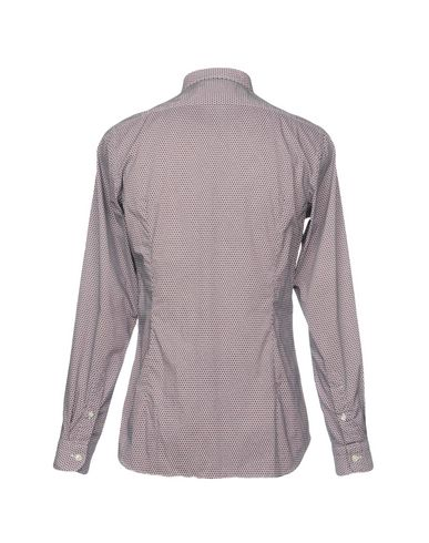 réduction authentique 24 Goudron Milano Camisa Estampada commande vente 2014 unisexe 8KbCZgF