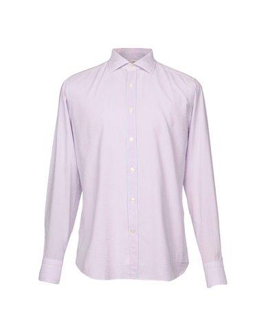 24 Milano Chemises Rayées De Goudron vente tumblr coût pas cher 1oiFX0