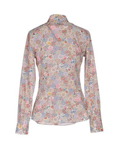 pas cher profiter magasin d'usine Ingram Chemises Et Chemisiers Fleurs acheter votre propre sites de dédouanement W3cFocc9r