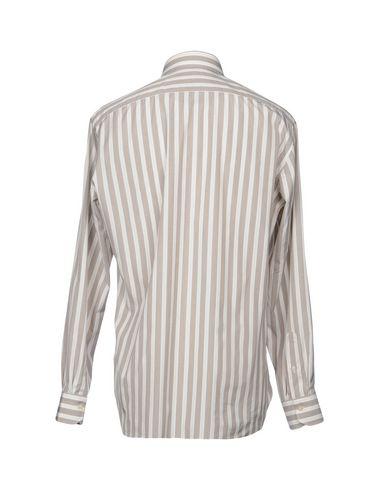 Chemises Rayées Isaia tumblr de sortie Livraison gratuite vraiment choisir un meilleur classique pas cher khLNcN