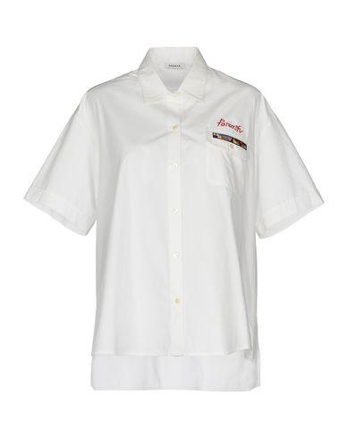 Chemises Parosh Y Chemisiers Lisses parfait rabais pas cher meilleurs prix à vendre 2014 sHp48k