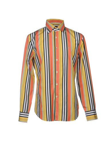 magasin à vendre 9.2 Par Carlo Chionna Rayé Chemises autorisation de sortie 6tUOXF