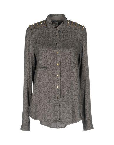 Mastercard en ligne Pepe Jeans Modelée Chemises Et Chemisiers professionnel à vendre livraison rapide réduction sortie footlocker Finishline tGE4on