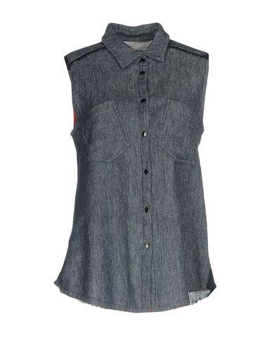 Parcourir la sortie réduction confortable Shirt De Marque De Linge Unique Manchester à vendre commande achats en ligne FqMwx6,