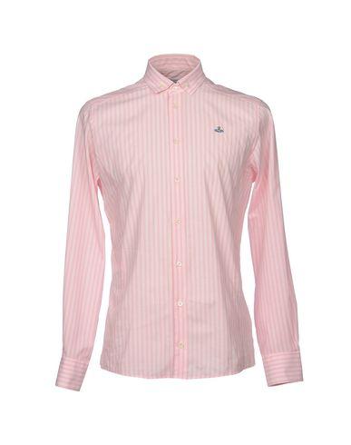 jeu 2014 nouveau pas cher marchand Vivienne Westwood Chemises Rayées Homme faux sortie 2014 nouveau Lx8RlS4Vcj