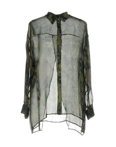Karl Lagerfeld Modelée Chemises Et Chemisiers grand escompte déstockage de dédouanement remises en vente s1GmE