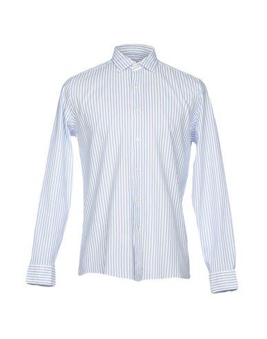Rosso Malaspino Rayé Chemises en ligne tumblr sortie 100% authentique shopping en ligne GnCPuYU4M