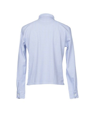 Luigi Borrelli Napoli Camisa Estampada vente SAST vente Frais discount négligez dernières collections collections de vente AYwQr