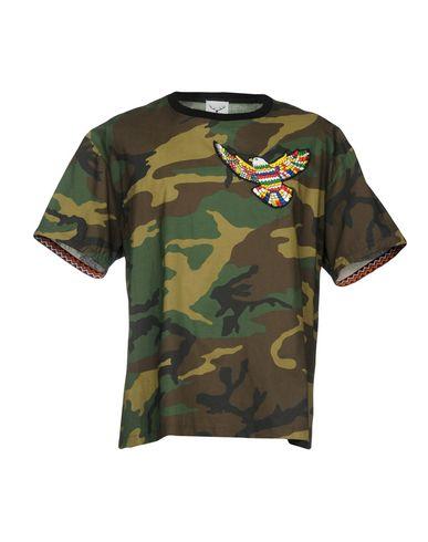 Shirt Imprimé De Fil Conducteur 2015 nouvelle U1TeaW1Ib