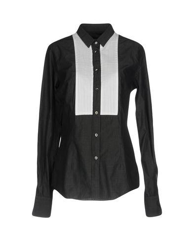 Chemises En Denim M.grifoni Y Chemisiers Lisses chaud vente boutique Livraison gratuite Manchester prix des ventes peu coûteux HQ1Vs5