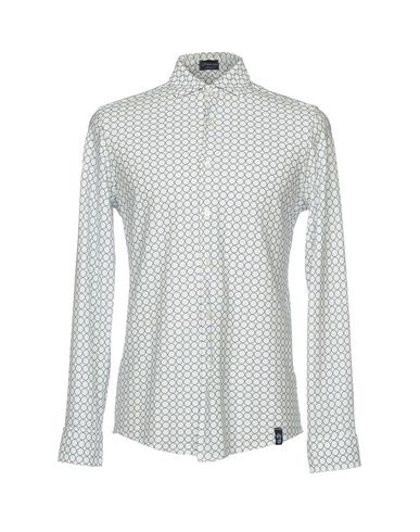 acheter discount promotion magasin en ligne Drumohr Shirt Imprimé achat lEQjkUP2e