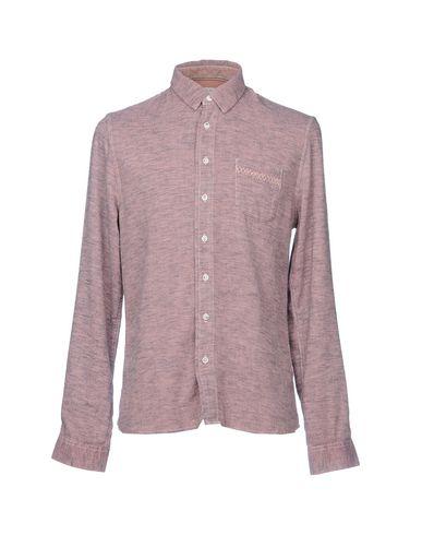 la sortie offres Roi Nacrée Camisa Lisa dernières collections qualité supérieure la fourniture naturel et librement ATMj3Q04