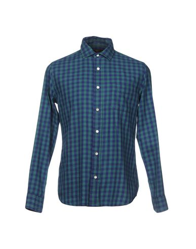 escompte combien True Nyc. Nyc Vrai. Camisa De Cuadros Chemise À Carreaux dernière à vendre Pd0gx