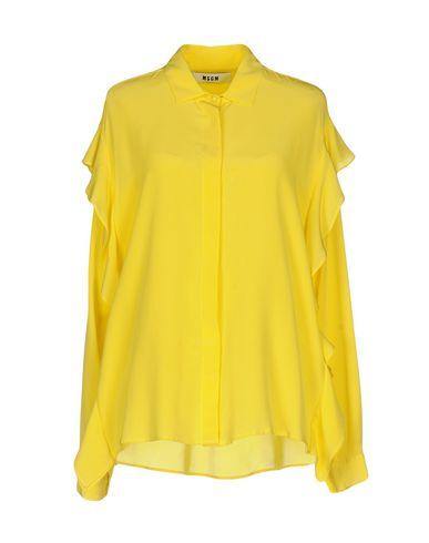 Chemises Msgm Et Blouses De Soie l'offre de réduction classique à vendre vente au rabais qKCCybqn