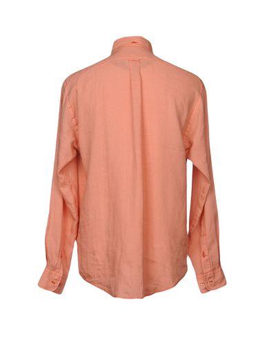 Coût vente livraison rapide Cotons Henry Camisa De Lino MwJR9