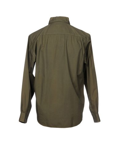 Henry Cotons Camisa Lisa meilleur choix eKRKcn