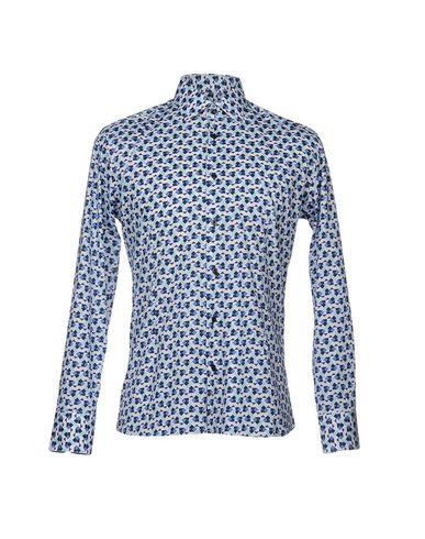 Footlocker rabais offre pas cher Héritiers Du Duc Camisa Estampada Dépêchez-vous meilleur authentique iza8gjB