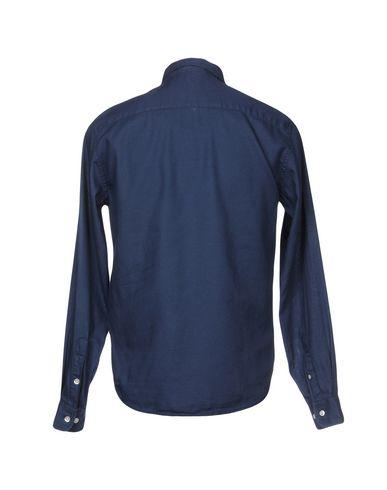 Armani Jeans Camisa Lisa vente bas prix grande vente sortie PJWsfDuc