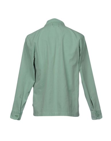 Stussy Camisa Lisa fourniture en ligne vaMbnaq