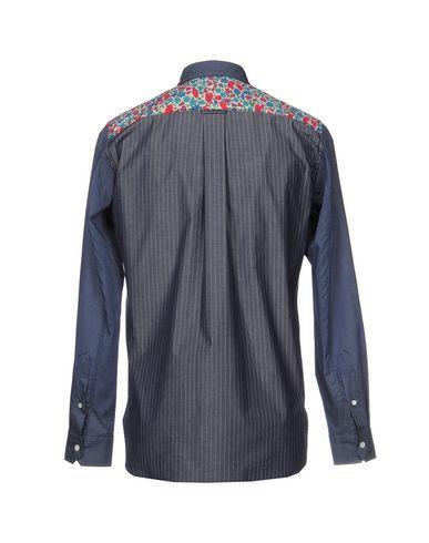 Junya Watanabe Comme Des Garçons Man Camisa Estampada en ligne Finishline ySVLfmBRx