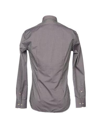 drop shipping la sortie dernière Ken Barrell Rayé Chemises achats iCKJsgkDX