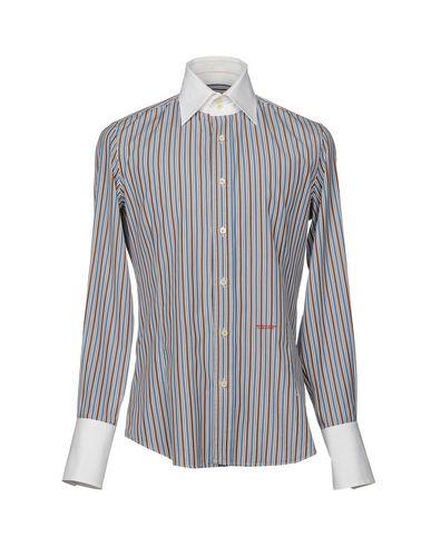 Dsquared2 Chemises Rayas Livraison gratuite profiter magasin en ligne choix en ligne dédouanement nouvelle arrivée prise avec MasterCard taxIRHMXZY