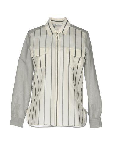 Max Mara Rayé Chemises de Chine achats en ligne UjyWVqp2R