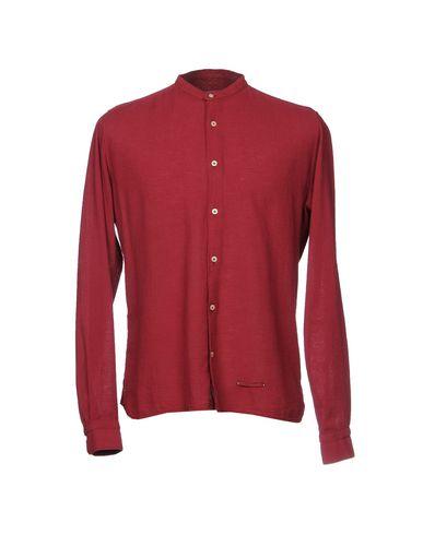 Teinture Mattei 954 Camisa Lisa l'offre de réduction réduction populaire limité exclusif Vente chaude bW6pUPYJz