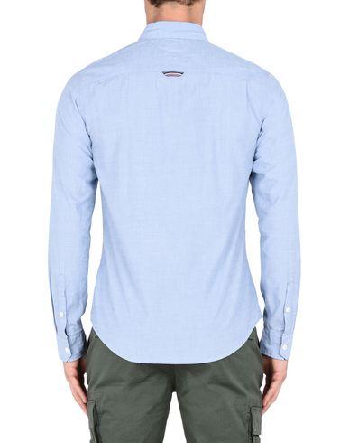 sortie en Chine Jean Tommy Chemise Solide Basique Tjm L / 38 Camisa Lisa achat pas cher hzbJmt