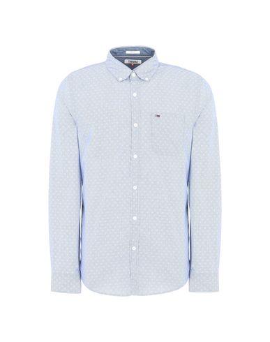 Jean Tommy Dobby Sln Base Tjm Chemise L / 11 Camisa De Estampada dégagement meilleur grand escompte remise JKNLEJtF1