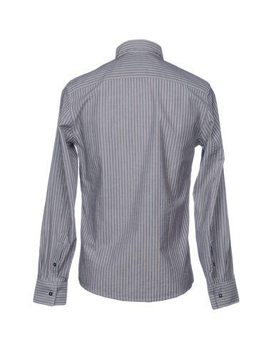 vente 100% garanti Liquidations offres Armani Jeans Chemises Rayées explorer prix de sortie QG7WdrkfPy