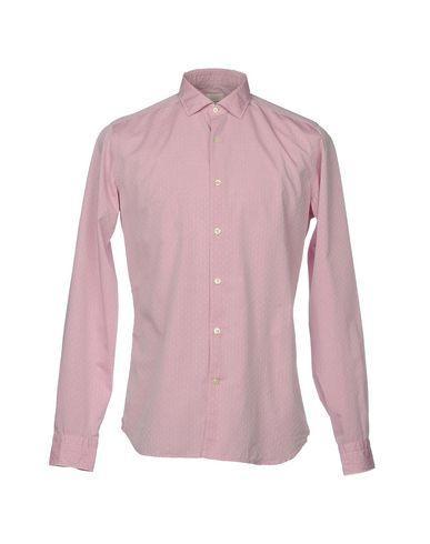 Chemises Rayées Caliban magasin en ligne mhKDyW3APi