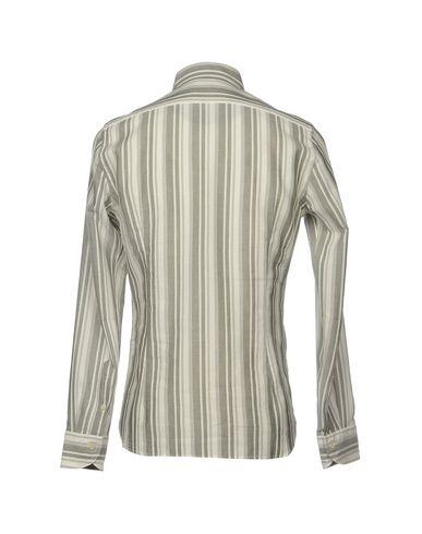 Tintoria Mattei 954 Chemises Rayées jeu dernier vente images footlocker pqtrHpmW1R
