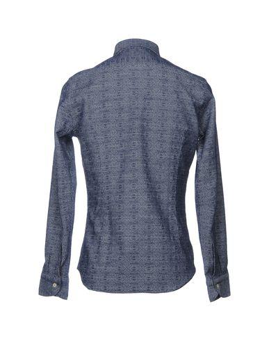 Réduction limite Teinture Mattei 954 Camisa Estampada sortie footlocker Finishline 7sv3kIMC